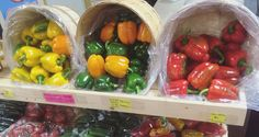 Another great item is back at @shirleysgreenhouse ! Their own peppers which are fresh firm and pesticide free are back! #yyceats #yycfood #yycfoodie #symonsvalleymarket #symonsvalley #yycliving #yyc #calgary #calgaryisawesome #shareyyc #supportlocal #farmers'market