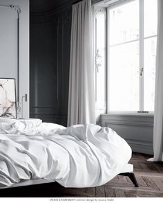 Paris Apartment, interior design by Jessica Vedel. #USAauctionSales USAauctionsales.com