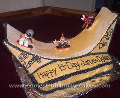 tech deck birthday cake - Google Search