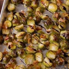Ruth Chris Steakhouse Copycat Recipes Roasted Brussel