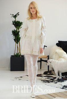 Brides: Houghton Wedding Dresses - Fall 2016 - Bridal Runway Shows - Brides.com