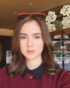 Discover new hair care tips. Philippine Women, Ideal Girl, Filipina Beauty, Asian Hair, Hair Care Tips, Brunette Hair, Beautiful Asian Women, Beautiful Actresses, Pretty Face