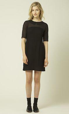 Steven Alan - Inez Dress - Womens Fall 2012 - Look 9