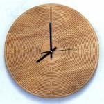 """wooden clock """"maze"""""""