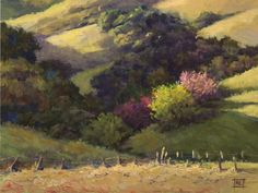 california plein air painters - Google Search