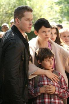david once upon a time   Once Upon A Time saison 2 : Marie Margaret, David et Henry