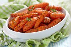 Zanahorias a las Finas Hierbas Te enseñamos a cocinar recetas fáciles cómo la receta de Zanahorias a las Finas Hierbas y muchas otras recetas de cocina..