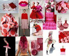 Julie Howlin Aura Soma Inspiration Equilibrium bottle #80 Artemis Red/Pink
