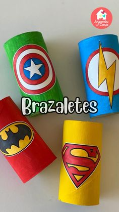 Upcycled Crafts, Handmade Crafts, Easy Crafts, Diy And Crafts, Crafts For Kids, Arts And Crafts, Jesus Crafts, Super Hero Costumes, Superhero Party
