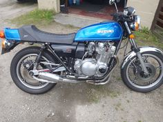 1978 Suzuki GS750