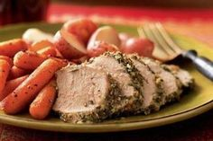 Weight Watchers Roasted Pork Tenderloin