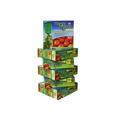 Felknor Ventures 82506 Topsy Turvy Upside-Down Tomato Planter - 6 Pack, 2015 Amazon Top Rated Planters #Lawn&Patio