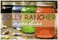 If your looking to add some flavor to your moonshine then you'll definitely want to try this Jolly Rancher moonshine recipe. It's super easy to make and everyone I know love's it… How To Make Moonshine, Apple Pie Moonshine, Root Beer Moonshine Recipe, Lemonade Moonshine Recipe, Moonshine Drink Recipes, Making Moonshine, Sangria Recipes, Margarita Recipes, Cocktail Recipes