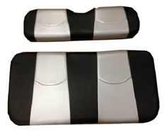 Deluxe™ Golf Cart Seat Covers Golf Cart Seat Covers, Golf Cart Seats, Custom Golf Carts, Custom Vinyl, Cushions, Ds, Yamaha, Club, Note