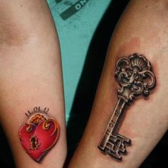 Tattoos for Couples - Inked Magazine
