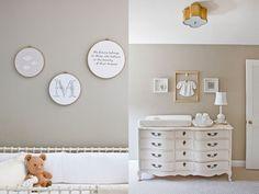 élégante chambre bébé