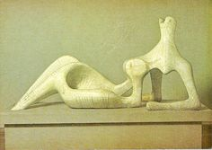 Henry Moore-Reclining figure 1951-Tate Gallery