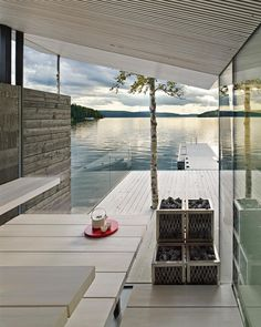 Why choose between indoors or outdoors when you can have both See how to seamlessly blend the two in a new book photographed by jamessilvermanphoto InfiniteSpace published by Gestalten via- home, design, indoor, outdoor