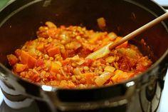 Barefoot Contessa Lentil Tomato Stew