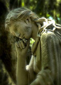 Bonaventure Cemetery, Savannah, Georgia, USA.