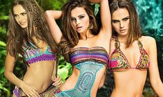 Mar de Rosas Swimwear 2014 Collection - Fashion Trends, Makeup Tutorials, Hairstyles and Style Secrets