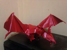 Darkness Dragon from Tadashi Mori in Red