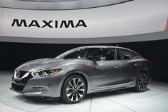 """""""Nissan had the guts to make the #2016Maxima  look ambitious and daring...the Maxima offers so much more quality, style and equipment without sacrificing luxury..."""" #Nissan   #sportscars   #4DSC   #Sedan   #automotive   #cars   #carnews   #newcars  http://bit.ly/1GkX9Zy"""