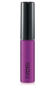 MAC Tinted Lipglass in Snob. I own the lipstick and nail polish, who knew there is a lipglass! Best Lip Gloss, Makeup Designs, Makeup Collection, Mac Collection, Water Collection, Makeup Cosmetics, Benefit Cosmetics, Beauty Hacks, Beauty Tips