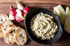 Lemony White Bean Dip - Hummus' Spunky Sister at Food 52
