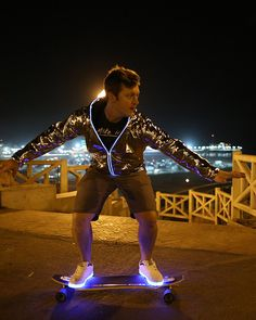 Light Up LED ShoesEDC Burning Man Festival by ElectricStyles
