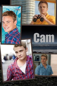 Cam from Mako Mermaids  I do not own any of these images