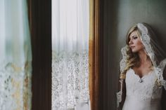 Photo by Meg Van Kampen Studios // Bride // Michigan Wedding // Michigan Bride // Loverly Weddings