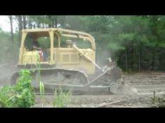 Copperheadmarine running brady hills dozer pushing a road off Cat Machines, Heavy Equipment, Royce, Caterpillar, Industrial, Construction, Cats, Youtube, Building