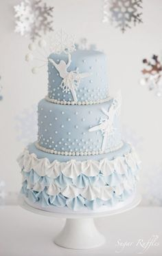 Wedding cake idea; Featured Cake: Sugar Ruffles, Featured Photographer: Melissa Beattie Photography