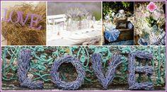 Svatba ve stylu Provence - tipy na organizaci, nápady a scénáře, Novomanželé oblečení, fotky