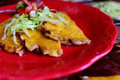Taco Quesadillas - The Pioneer Woman