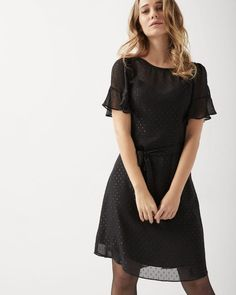 RW & Co. Black Jumpsuit, Short Sleeve Dresses, Fashion Outfits, Stylish, Shopping, Clothes, Commercial, Bright, Lifestyle