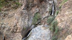 Wasserfälle von Setti Fatma im Ourika-Tal, Hoher Atlas, Marokko: Die Kaskaden Nr. 5 und Nr. 6 von insgesamt 7 Marrakech, Outdoor, Morocco, Places, Nature, Outdoors, Outdoor Games, Outdoor Living