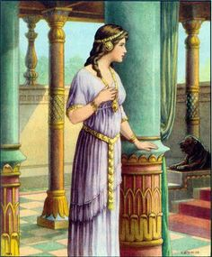 A description of the Life of Queen Esther and her impact on the people of the Old Testament during the reign of King Ahasuerus.Go to the picture to read more. Esther Bible, Book Of Esther, Bible Pictures, Art Pictures, Queen Esther Costume, Story Of Esther, Biblical Art, Biblical Womanhood, Old Testament