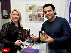 O Pastor Marco Feliciano faz tratamento estético com gel à base de ouro
