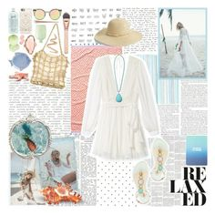"""""""12. Spa Day"""" by metalheavy ❤ liked on Polyvore featuring Nordstrom, JR by John Robshaw, Rebecca Minkoff, Sophia Webster, Irene Neuwirth, Chanel, philosophy, Casetify, Mark Broumand and Quay"""