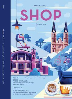 Folio illustration agency, London, UK   Maïté Franchi - Digital, futuristic, texture, animals, concept, travel, icons, scene, architecture - Illustrator