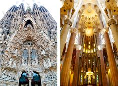 All about our adventures spending a week in Barcelona, Spain!