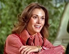 Kate Jackson from our website Charlie's Angels 76-81 - http://ift.tt/2vGB8WG