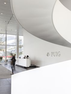 Puig Tower - Martínez Otero Contract Design - Rafael Moneo & GCA Architects