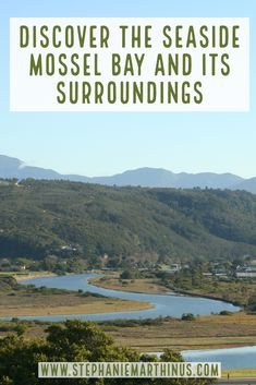 We tend to underestimate small towns so if you're ever planning a trip along the Garden Route, stop at Mossel Bay! Small Towns, Seaside, Explore, Vacation, How To Plan, Beach, Water, Garden, Blog