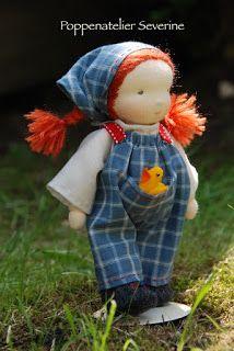 Ik was vroeger (en ben misschien nog wel) een echte poppenmoeder. Ik kon eindeloos met mijn verzameling poppen spelen. Ik zorgde ook ...
