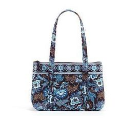 Betsy in Java Blue (my first Vera bag <3)