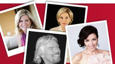 Community - Business Chicks. Love their database of members. Members are searchable and they can create a profile.