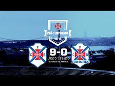 Pré-Época: CFB 9 - 0 CFB JUNIORES - YouTube